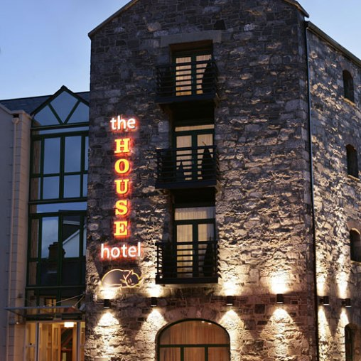The House Hotel Interiors, Galway Ireland