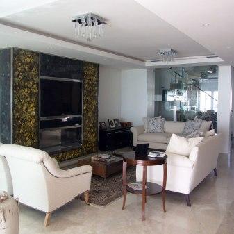 Penthouse Villa - Lounge