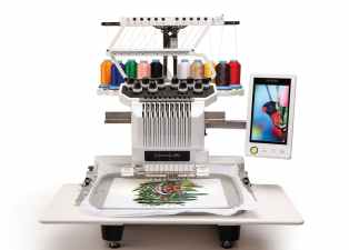 Type of Embroidery Machine
