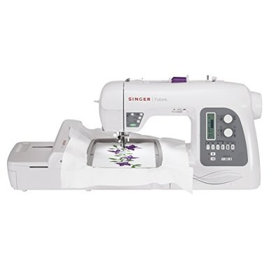 Singer sewing and embroidery machine: probably the best all-rounder from Singer?