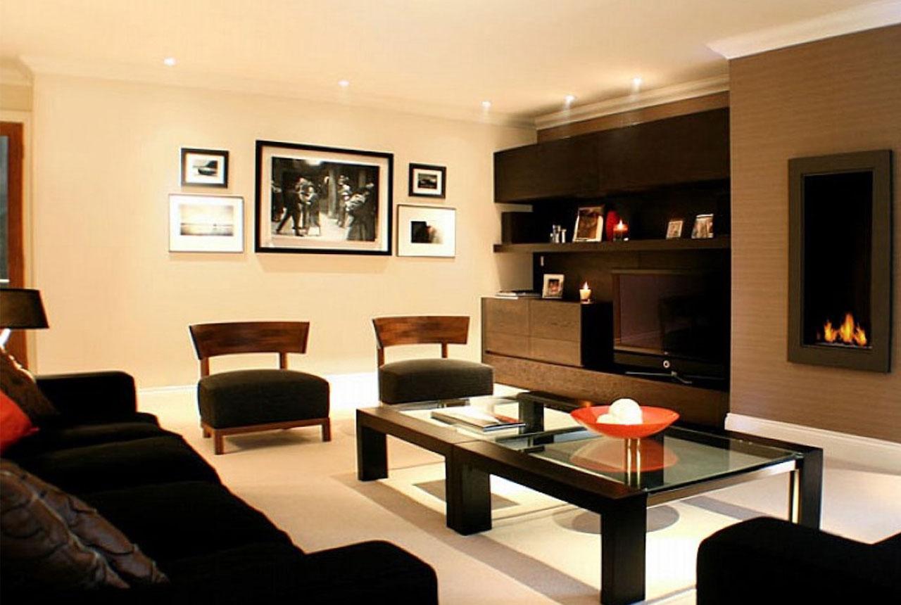 дизайн комнаты 20 кв м спальни и гостиной вместе 7