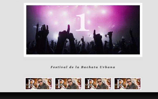 Festival De La Bachata Urbana