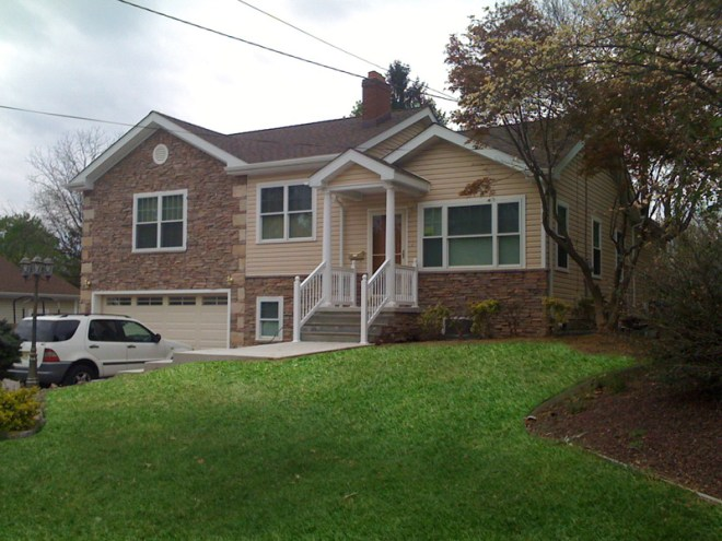 residential home after remodel