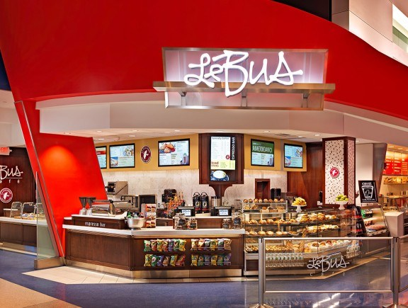 LeBus Cafe, Philadelphia International, FH14
