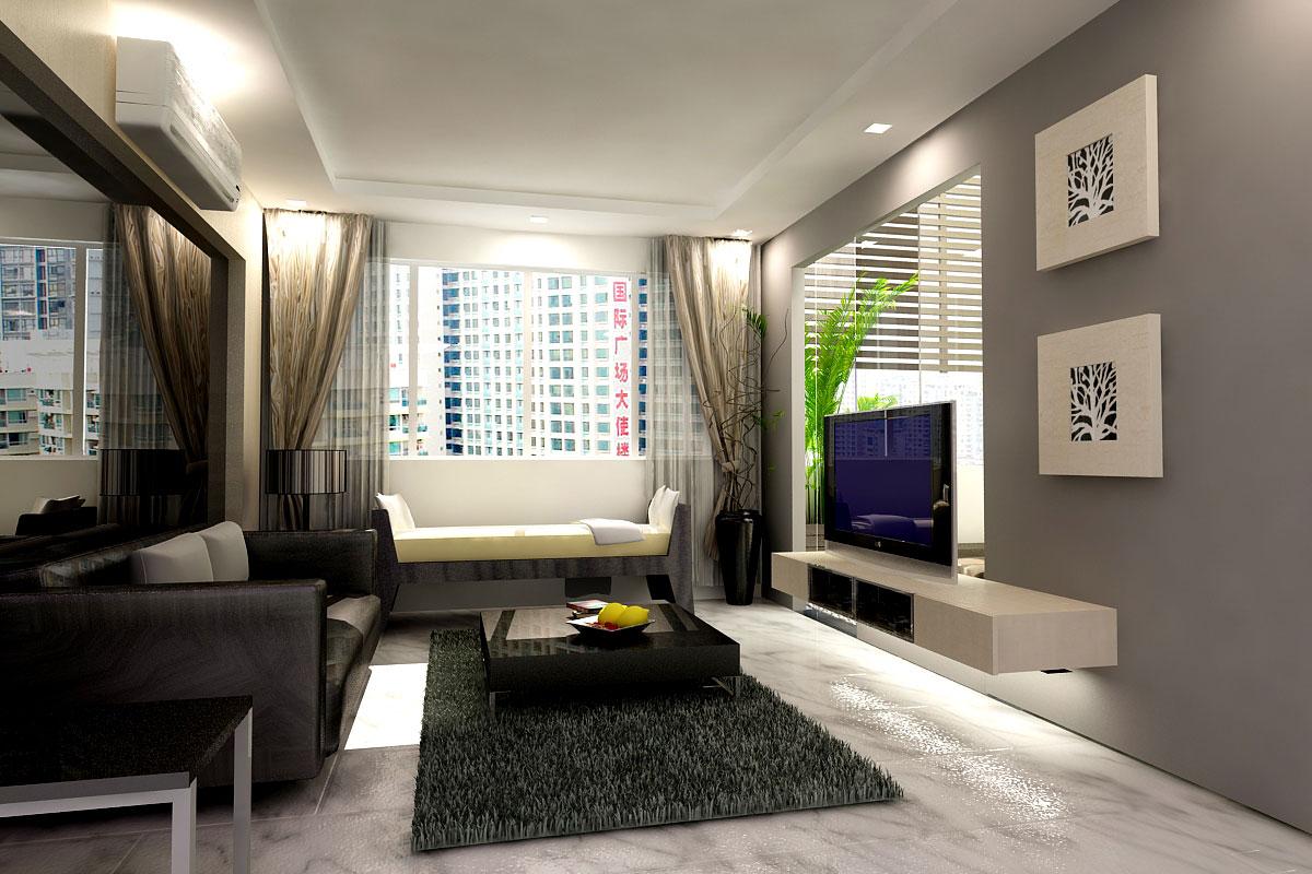 Flat Interior Decor