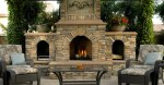 Outdoor Fireplace Design Ideas