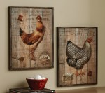 Country Kitchen Wall Decor TlWP
