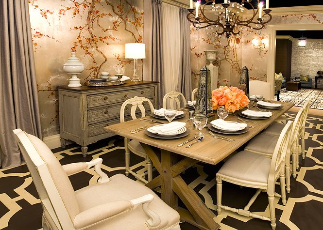 Dining Room Design Ideas Pictures