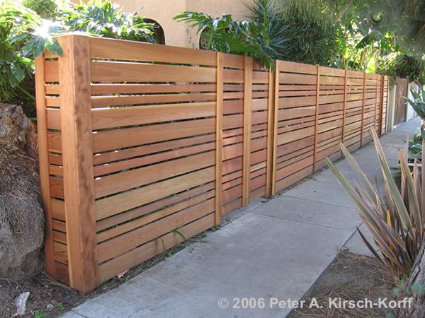 Outdoor Fencing Ideas