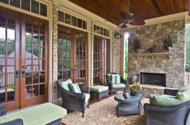 Pictures Of Outdoor Living Spaces