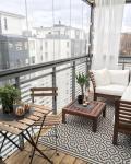 Modern Small Balcony Ideas