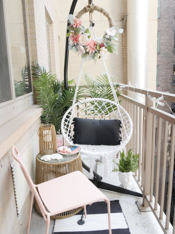 Get Small Apartment Balcony Ideas Images