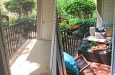 Shared Balcony Privacy Ideas