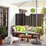 beige balcony ideas