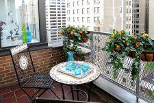 Apartment Balcony Small Balcony Ideas