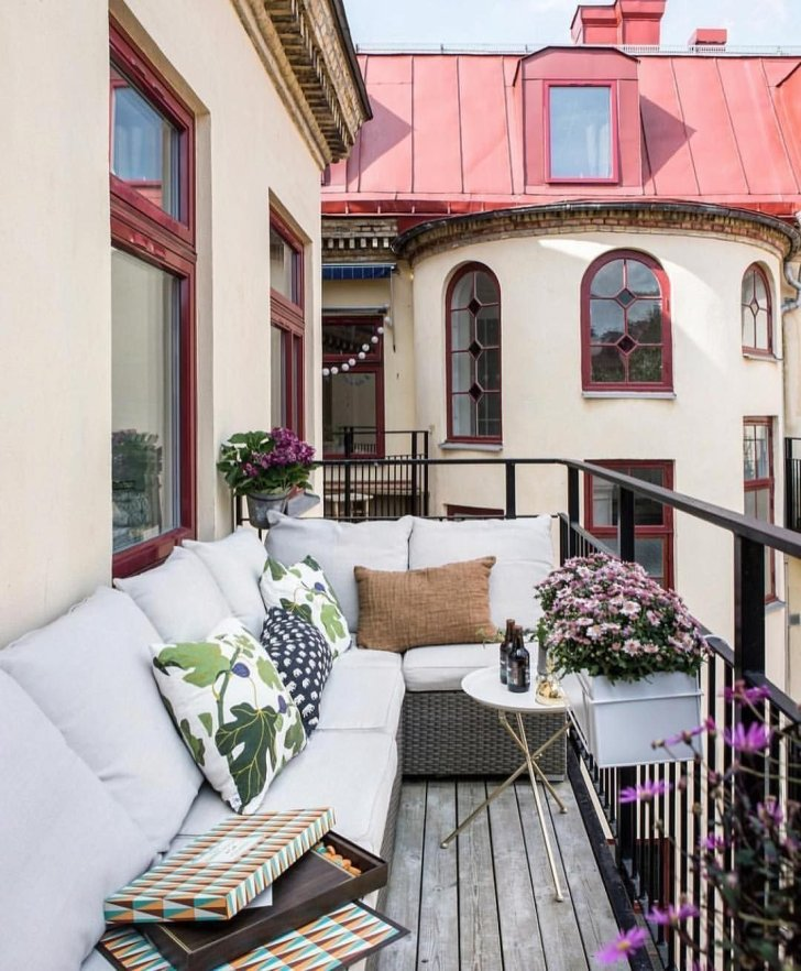View Apartment Balcony Ideas Images