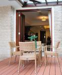 Transitional Balcony Ideas