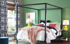 Bedroom Blackout Curtain Ideas