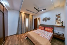 Guest Bedroom False Ceiling Design