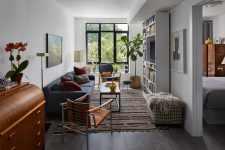 Long Narrow Bedroom Decorating Ideas