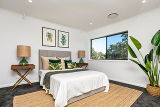 75 Beautiful Tropical Bedroom Pictures Ideas January 2021 Houzz Au