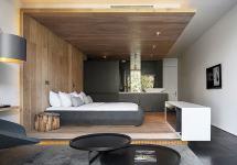 Plywood Floor Bedroom Designs