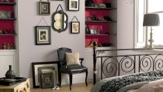 Red Bedroom Ideas Painting