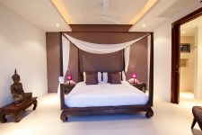 Asian Inspired Bedrooms Pictures