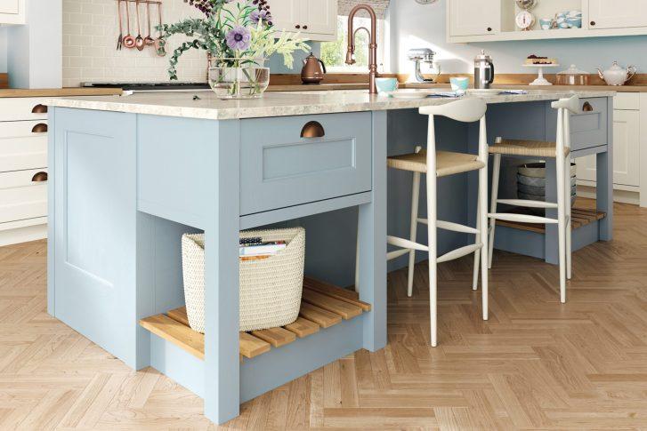 29+ Kitchen Stori Pantry Blue Gif