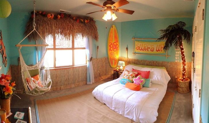 View Tropical Bedroom Ideas Diy PNG