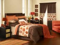 Orange Bedroom Decorating Ideas