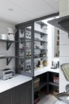 Modern Kitchen With Pantry