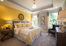Yellow Bedroom Walls Ideas