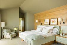 Green Velvet Bedroom Ideas