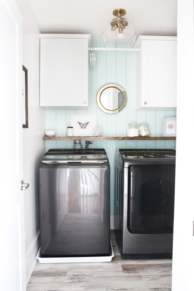 Small Laundry Room Organization Ideas Abby Lawson