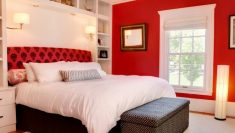 Ideas For A Red Bedroom