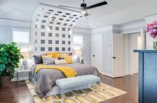 Yellow And Gray Master Bedroom Ideas