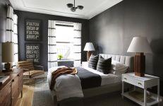 Black Bed Bedroom Designs