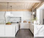 Off White Kitchen Pantry