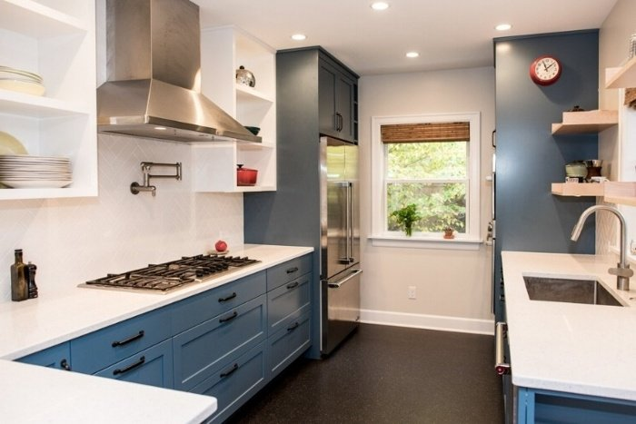 Kitchen Cabinet Colors Trends For 2019