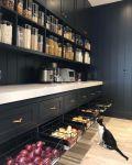 46+ Modern Kitchen Pantry Cupboard Background