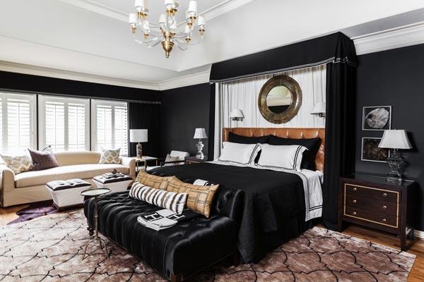 75 Stylish Black Bedroom Ideas And Photos Shutterfly