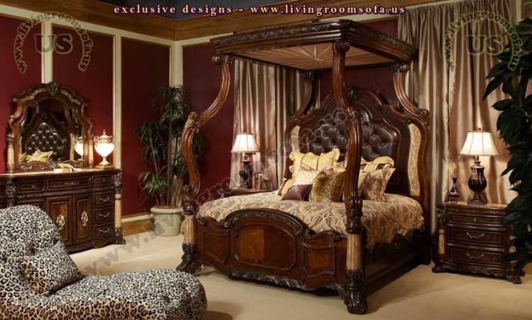 Luxury Victorian Bedroom Antique Design Idea Exclusive Design Ideas