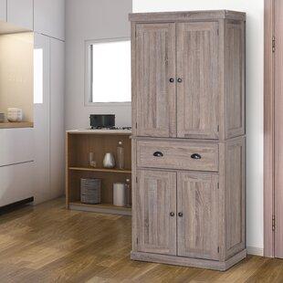 Black Food Pantries Cabinets You Ll Love In 2021 Wayfair