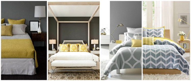 30 Yellow And Gray Bedroom Ideas That Ll Blow Your Mind Off Architecture Lab