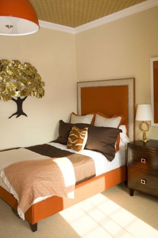 47 Cozy And Inspiring Bedroom Decorating Ideas In Fall Colors Digsdigs