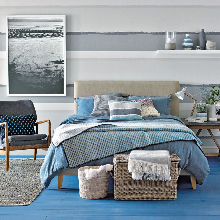 Blue Bedroom Ideas See How Shades From Teal To Navy Can Create A Restful Retreat In Any Home