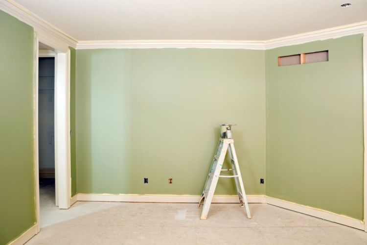 Decorating With Sage Green Is A Thing For 2018 According To Pinterest