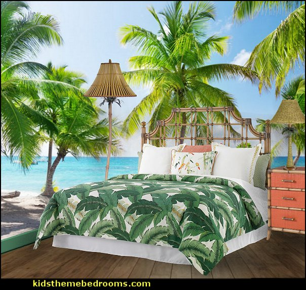 Decorating Theme Bedrooms Maries Manor Tropical Bedroom Ideas Tropical Bedroom Decor Tropical Beach Style Bedroom Decorating Ideas Tropical Wall Murals Palm Trees Decor Tropical Furniture