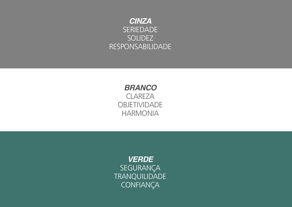 Cores aplicadas no Logotipo e Identidade Visual Dinaplast